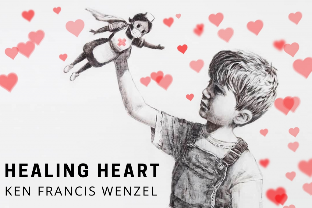 Healing Heart Artwork